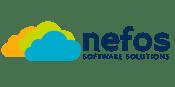 logotipo da empresa Nefos