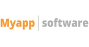logotipo da empresa myapp