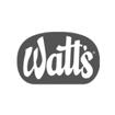 logotipo da empresa watts