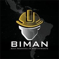 company logo BIMAN