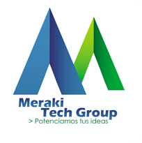 company logo Meraki Tech Group