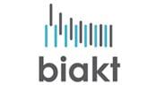 logotipo da empresa biakt