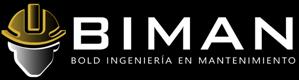 logotipo da empresa biman