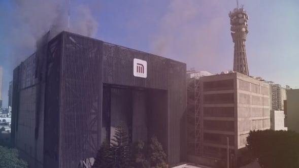 incendio cdmx metro