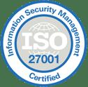 company logo ISO/IEC 27001