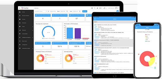 Software para gestión de mantenimiento y activos