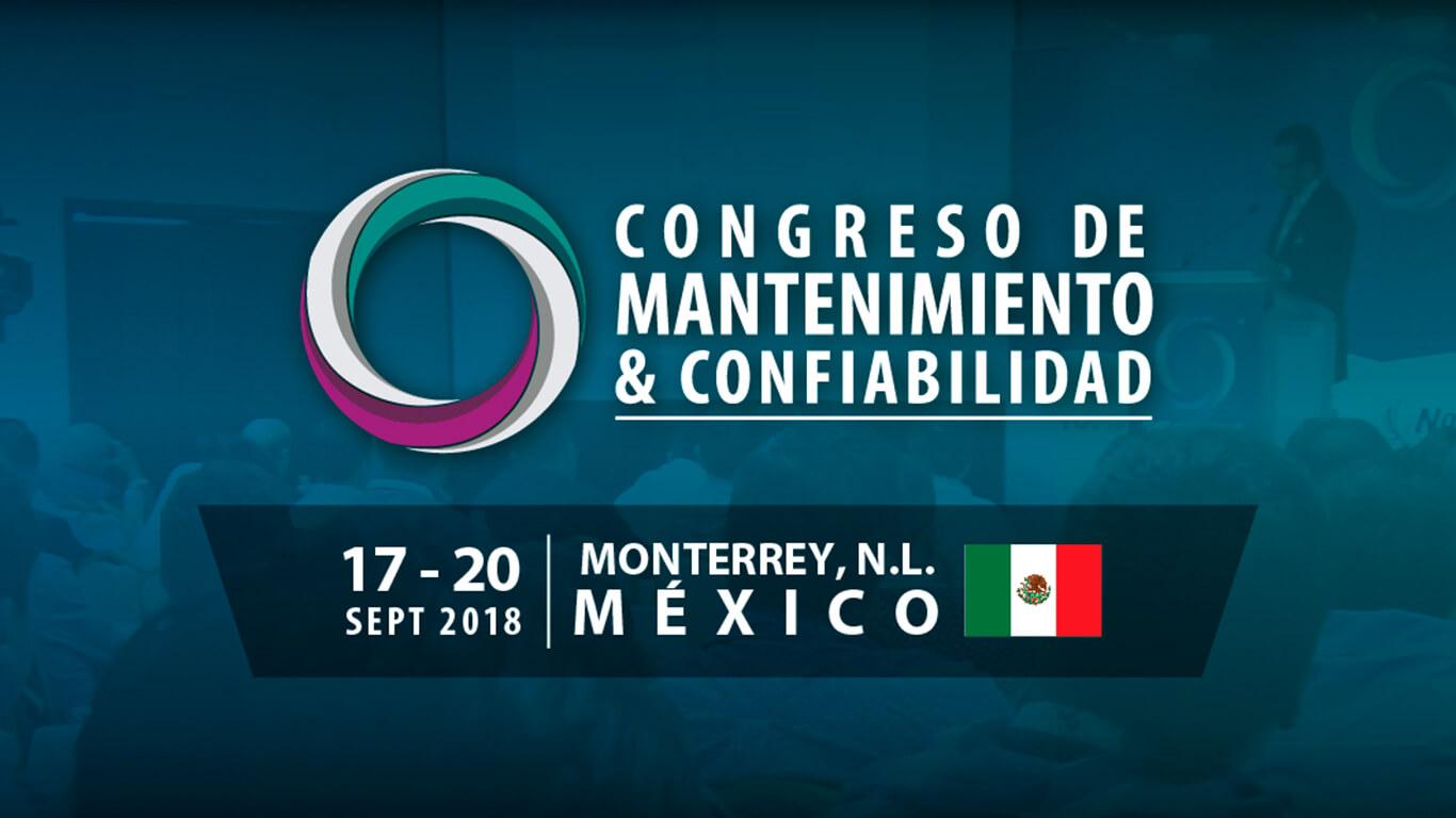 Fracttal estará en el Congreso de Mantenimiento y Confiabilidad México 2018